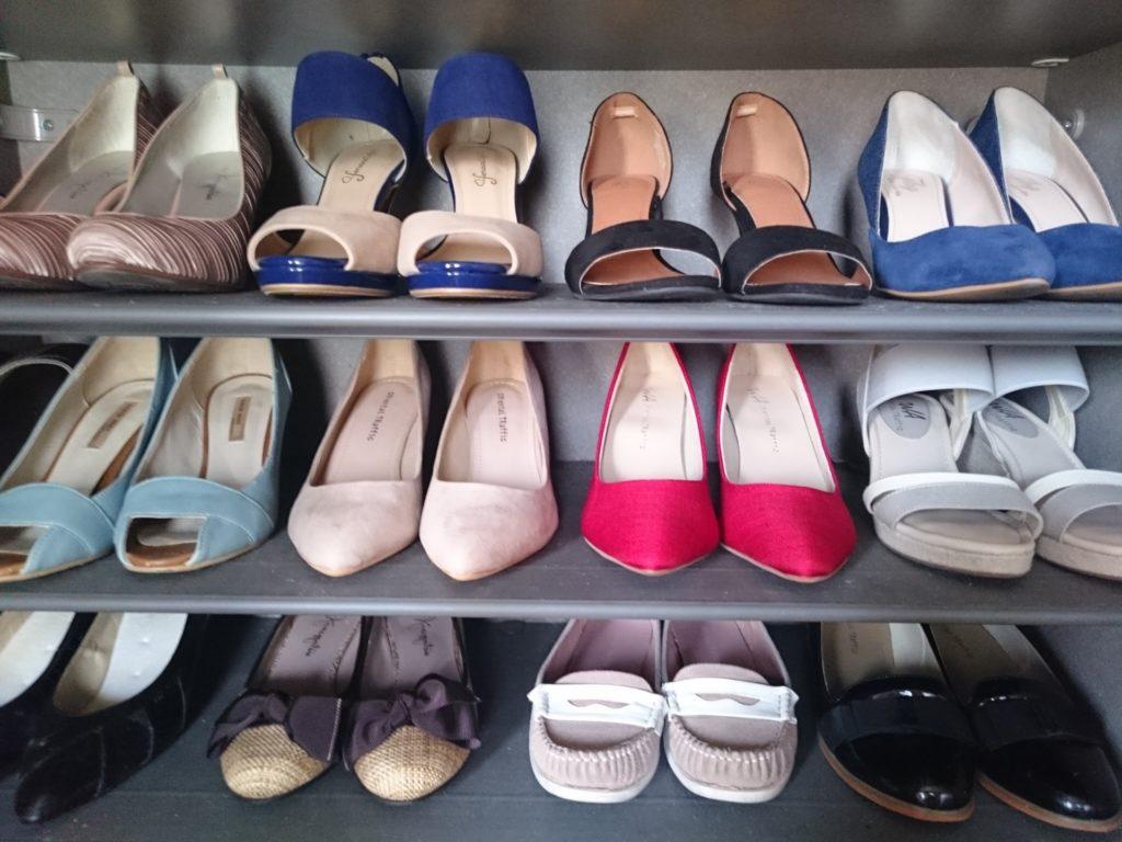 靴クリーニング,保管